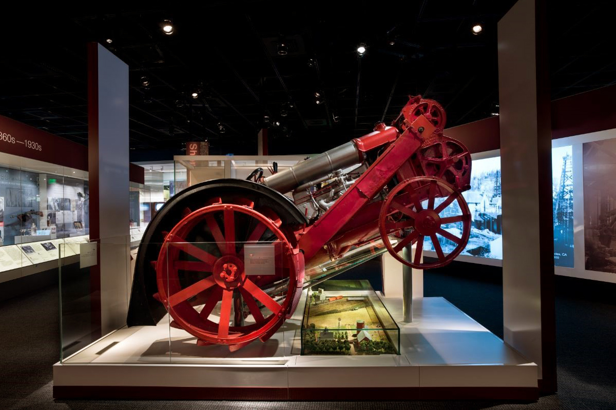 Smithsonian 2018 Year of the Tractor