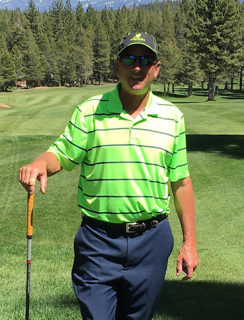 Golf Pro Charlie Lyon
