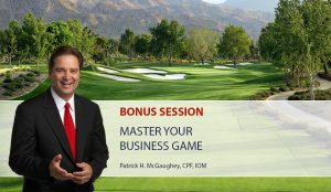 Pat McGaughey Master Your Business Game
