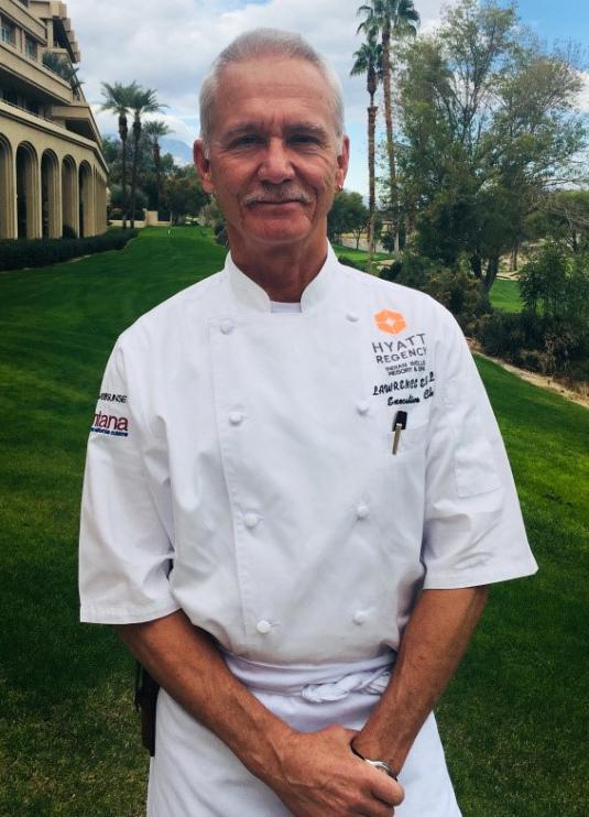 Executive Chef Larry Eells