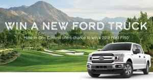 FWEDA Golf Tournament Hole in One Contest