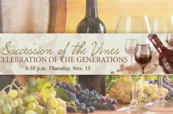 Succession of the Vines Wine Tasting and Silent Auction