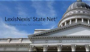 LexisNexis State Net Tracking