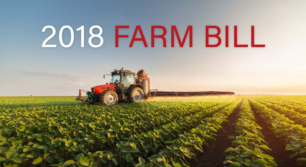 Farm Bill Approved by Lawmakers