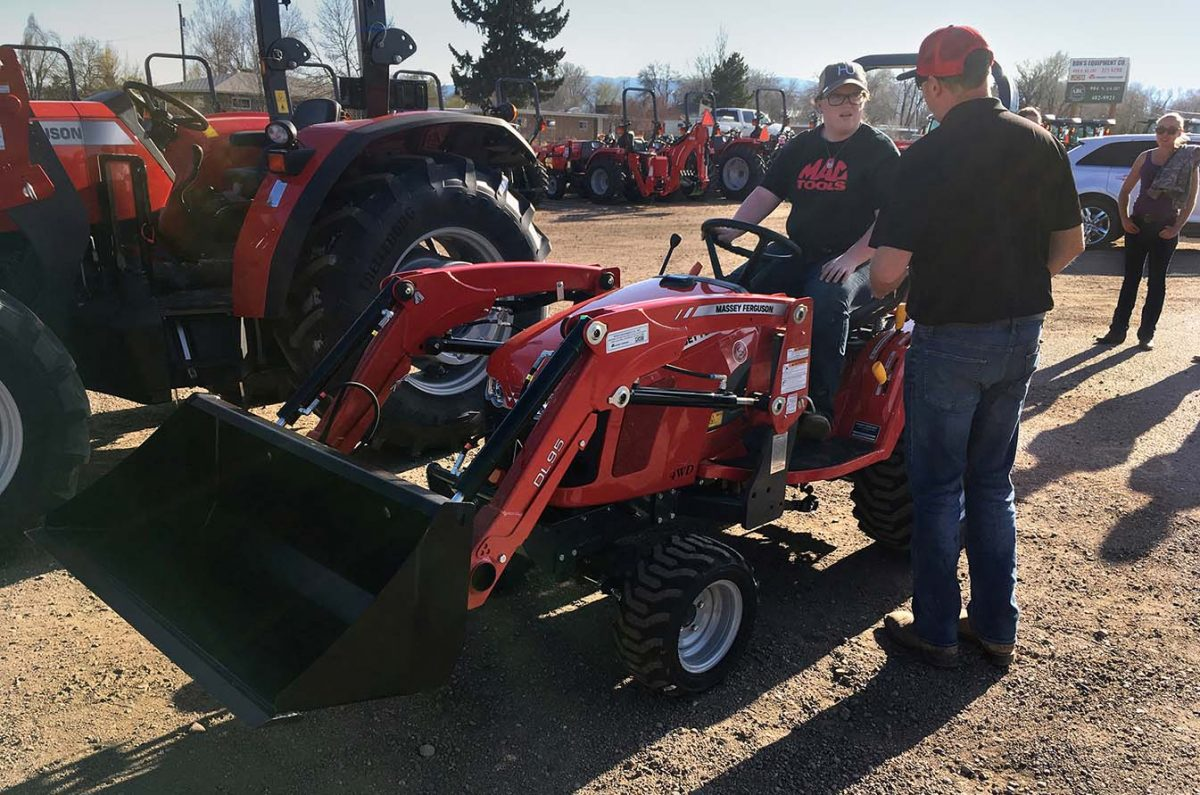Ron's Equipment offers hands-on training with heavy equipment