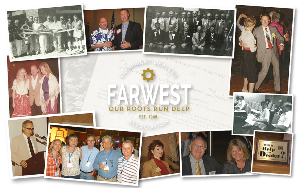 History of the Far West Equipment Dealers Association