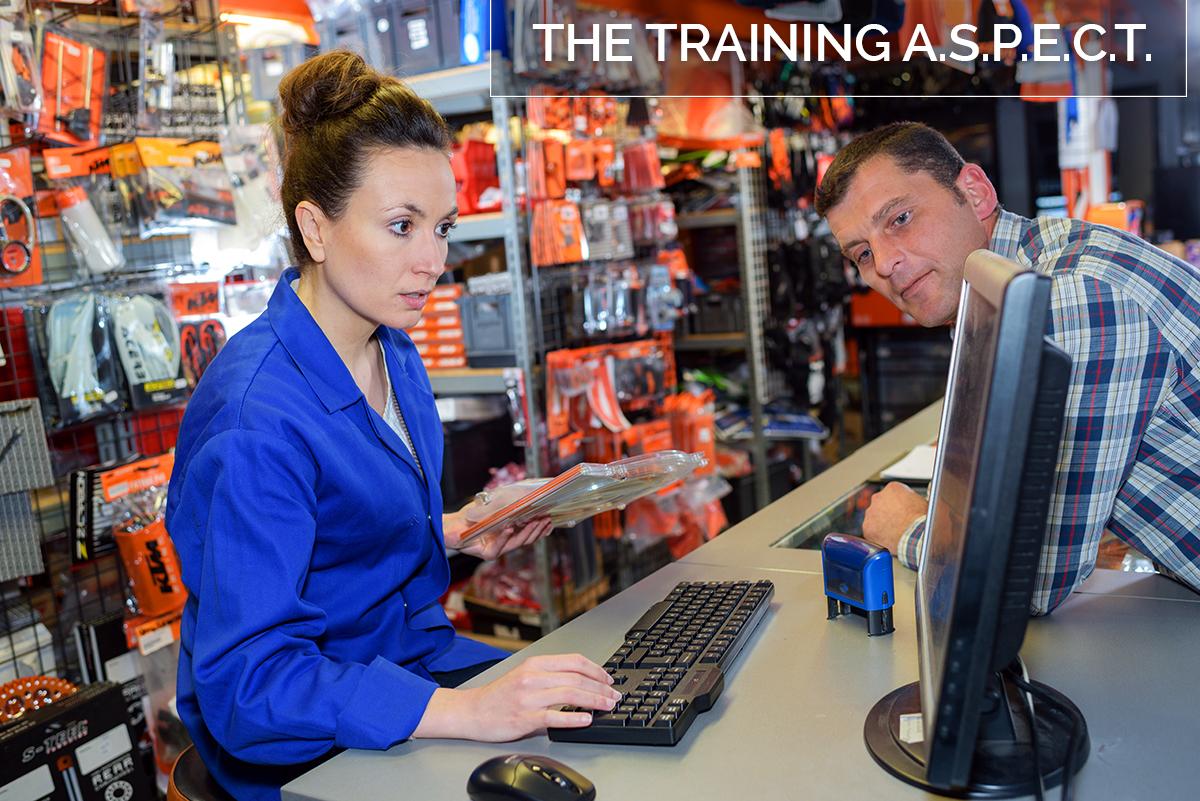 Training ASPECT