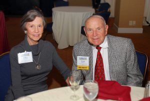 Norman J Bingham and Audrey Bingham at the 2011 FWEDA Convention