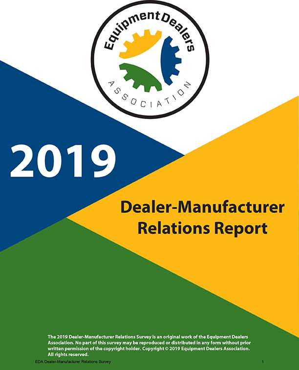 2019 Dealer Manufacturers Relations Report