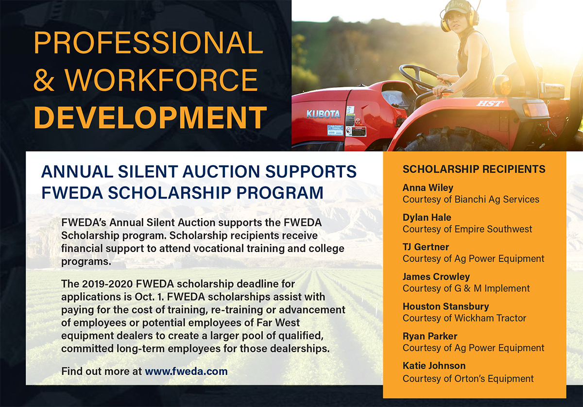 FWEDA Professional Workforce Development