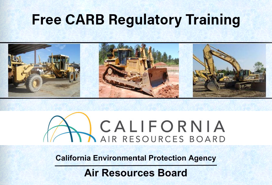 CARB Regulatory Source Training