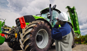Qualified Tractor Technicians