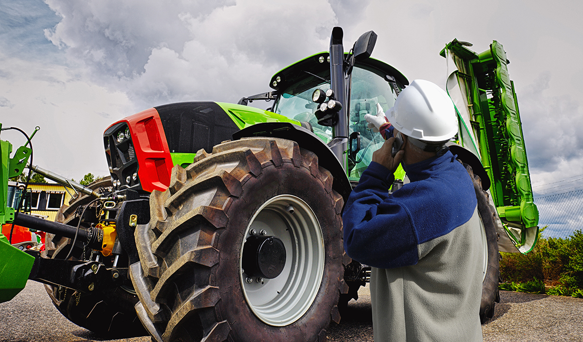 Qualified Tractor Technician