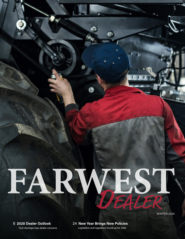 Winter 2020 FARWEST Dealer