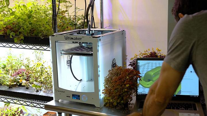 Farming 3D Printing