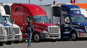 Department of Transportation Trucking Rules