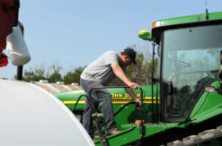 Tractor Fueling